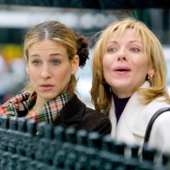 Kim Cattrall just took her feud with Sarah Jessica Parker to the next level on Instagram