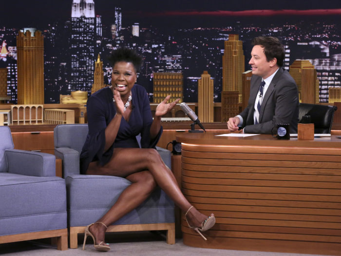 Leslie Jones is back at it! Hear her hysterical Olympic commentary