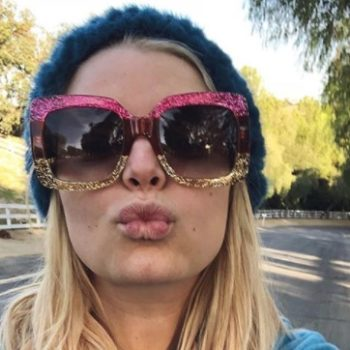 Jessica Simpson is getting lip-shamed on Instagram for this selfie, and can we stop dragging celebrities already?