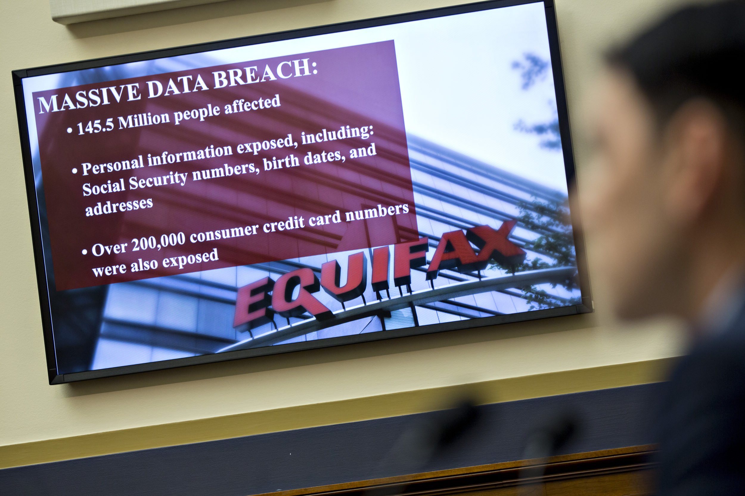 So, the Equifax data breach was actually worse than we thought