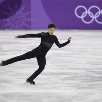 What is Nathan Chen's net worth? He probably makes over six figures from figure skating