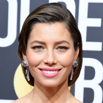 Jessica Biel just changed her hair color, and it's a gorgeous shade of buttery blonde