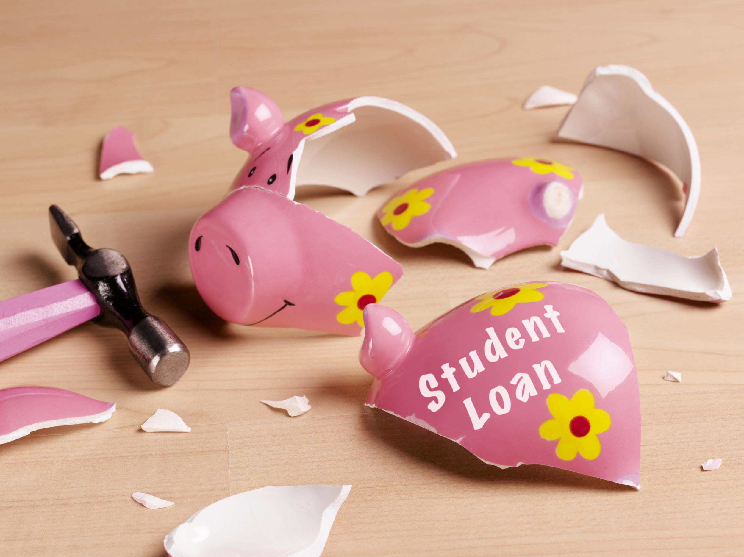 What would you do if you never had to pay your student loans again? Save the economy, new research shows