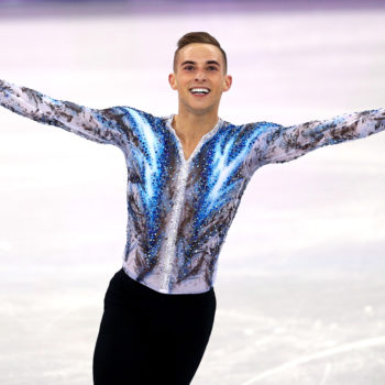 Everyone wants to know what song Adam Rippon was skating to