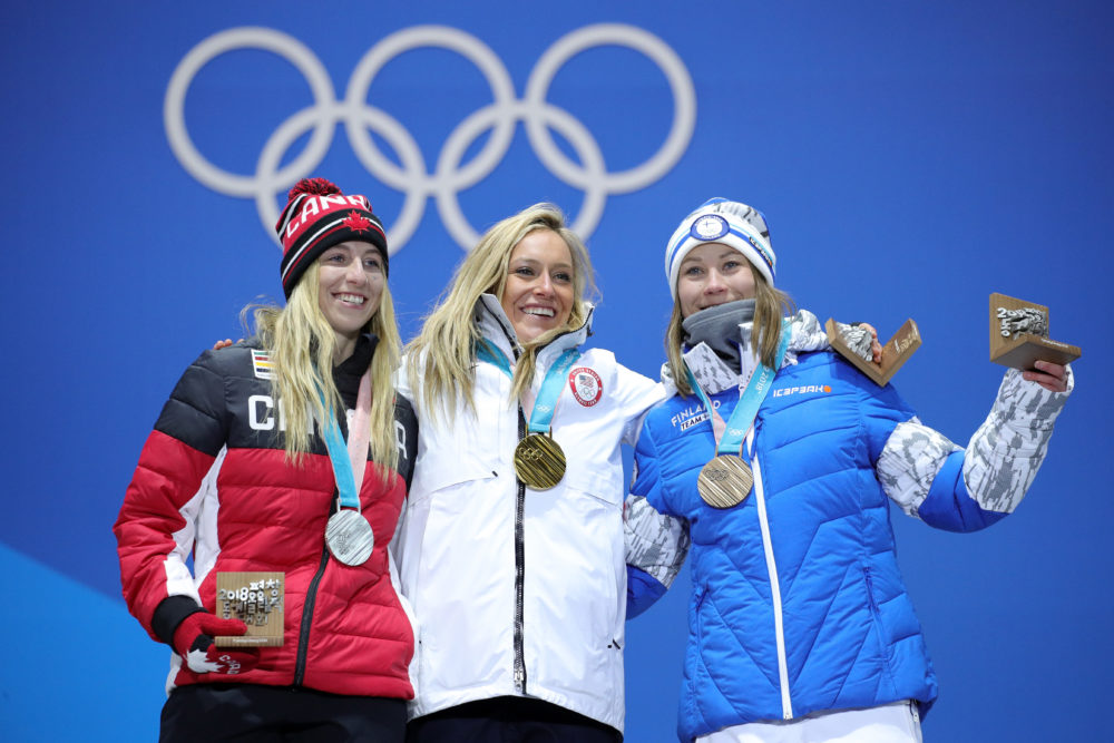 The most up-to-date medal count for Team USA at the Winter Olympics