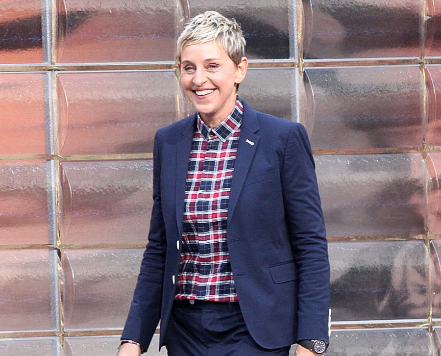 Ellen DeGeneres' birthday party had more celebs than an awards show