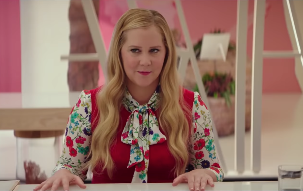 Amy Schumer's latest movie is already facing backlash because it doesn't exactly have a body-positive message