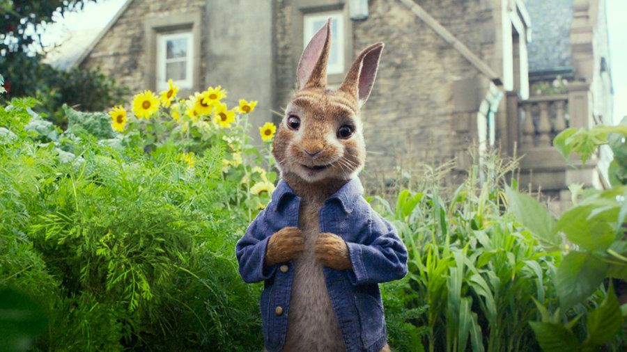 """Here's why a lot of parents are upset with the new """"Peter Rabbit"""" movie"""