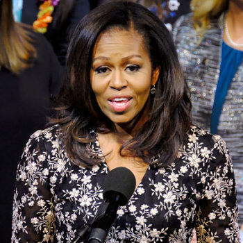 The internet can't stop talking about Michelle Obama's speech at her portrait unveiling