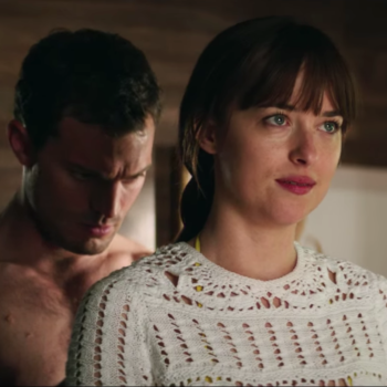 """""""Fifty Shades Freed"""" ends with a non-sexy montage that is making everyone cry"""