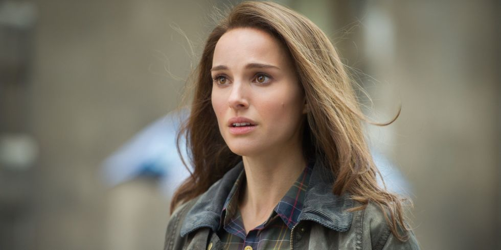 Natalie Portman just gave us the tiniest sliver of hope she'd return to the Marvel Cinematic Universe