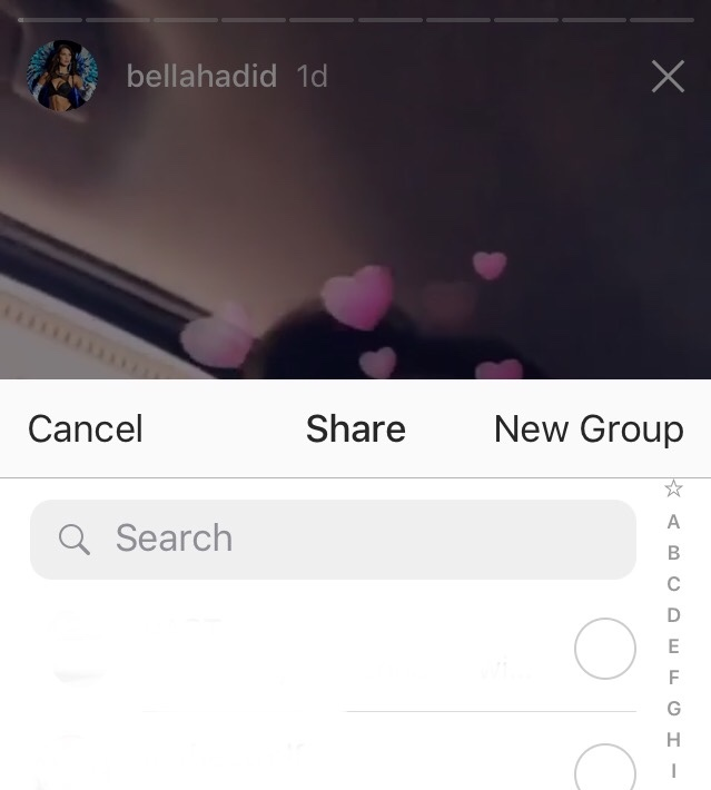 Instagram is testing a feature that alerts someone when you