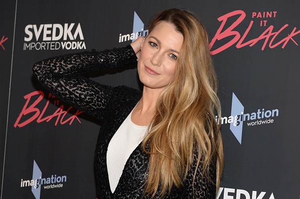 Blake Lively got real about how hard it is to lose weight post-pregnancy, and that applause you hear is from us