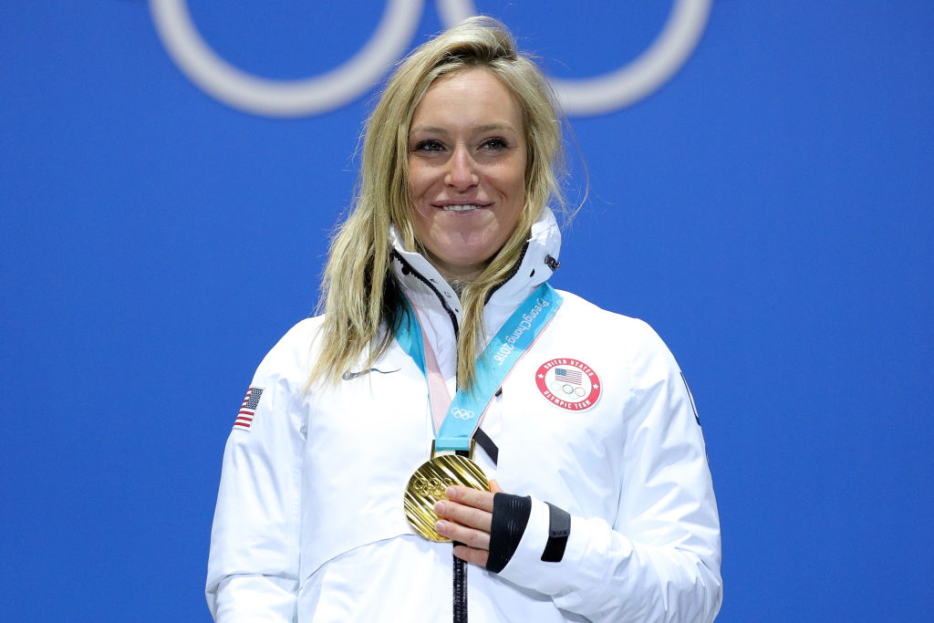 What is Jamie Anderson's net worth? Snowboarding has certainly been good to her