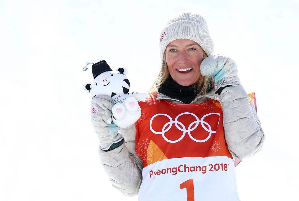 Who is Jamie Anderson dating? Her other half is seriously lucky