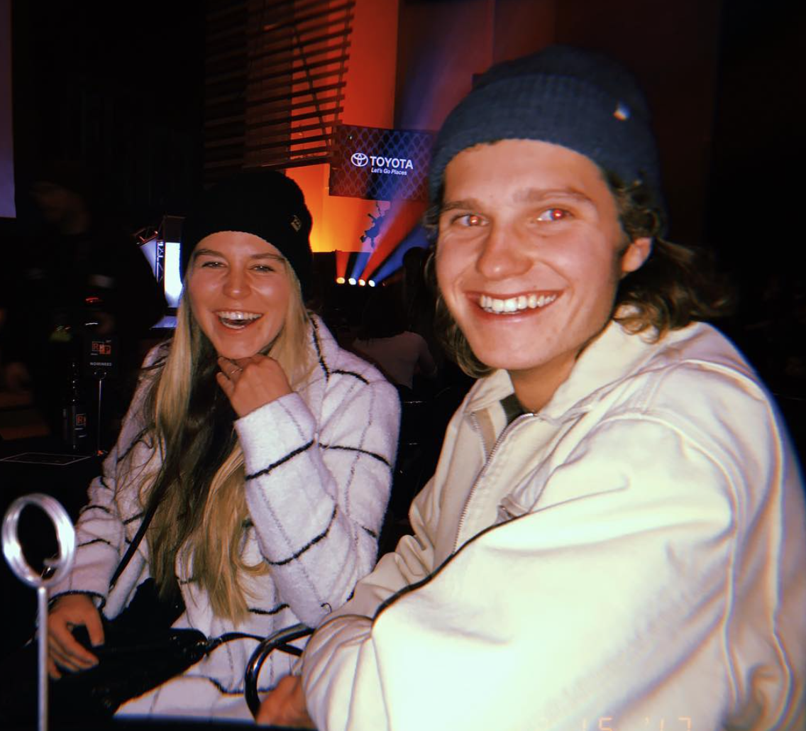 Who is snowboarder Maddie Mastro dating? A fellow Olympian, of course