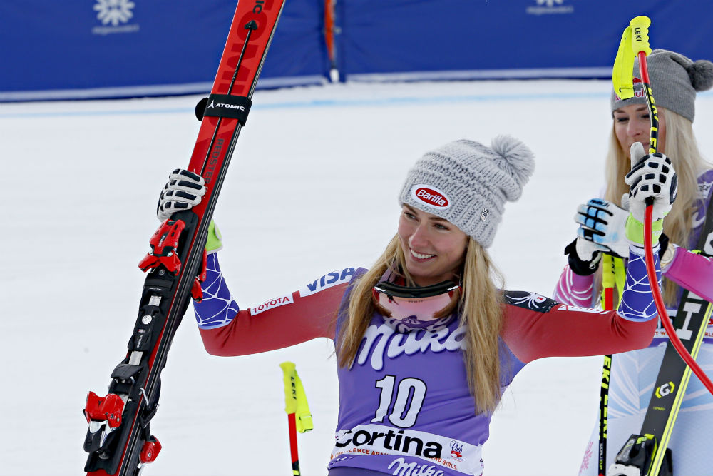 Mikaela Shiffrin's net worth makes us think we should have all just become Olympic skiers