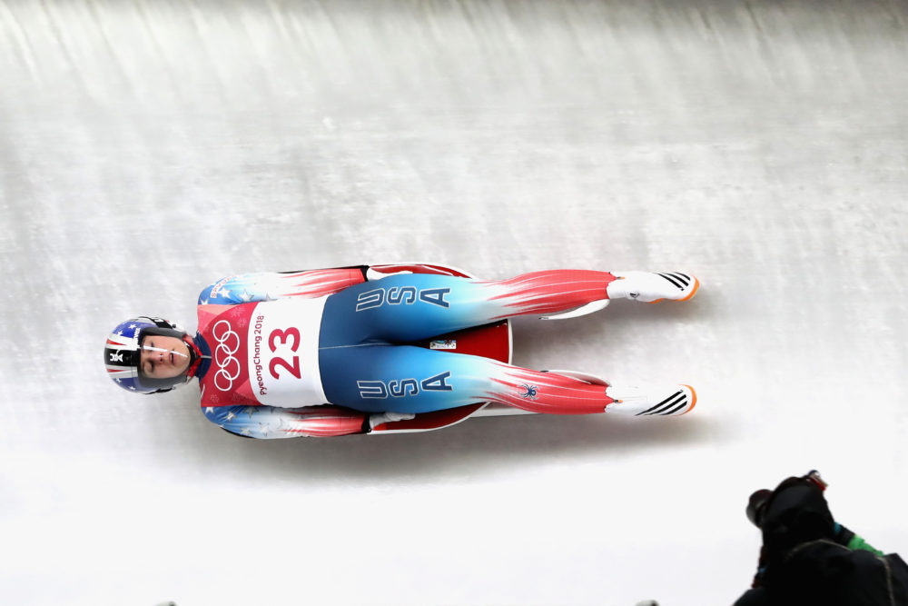 Emily Sweeney had a super scary luge crash, and here's what we know