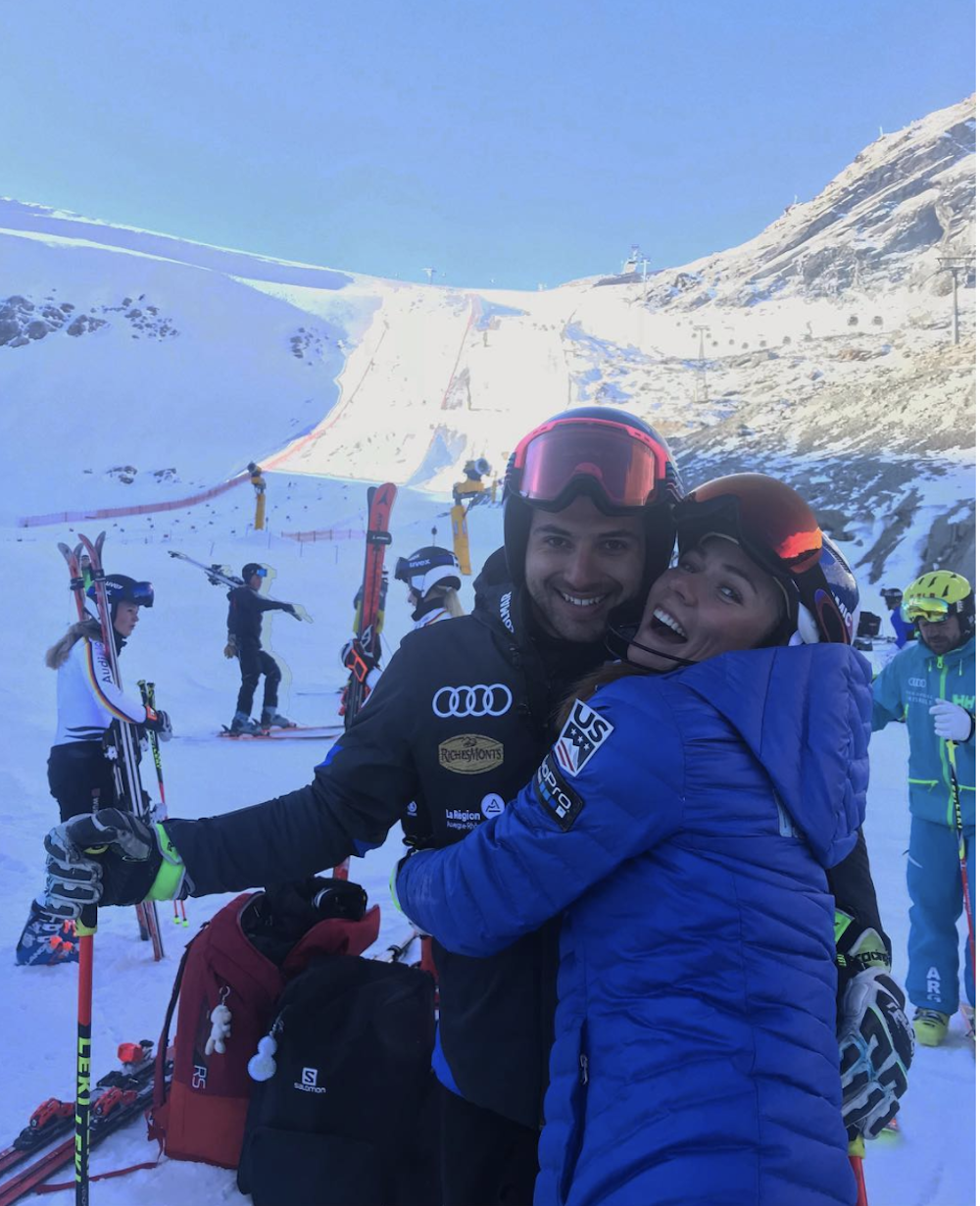 Who is Mikaela Shiffrin dating? Meet her long-distance boyfriend