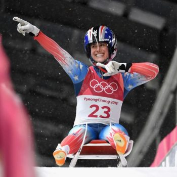 5 things to know about injured Olympic luger Emily Sweeney
