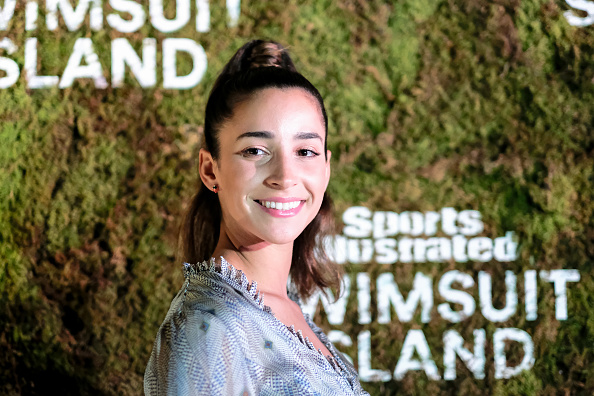 "Aly Raisman posed nude for the ""Sports illustrated"" swimsuit edition to make a powerful point about victim-blaming"