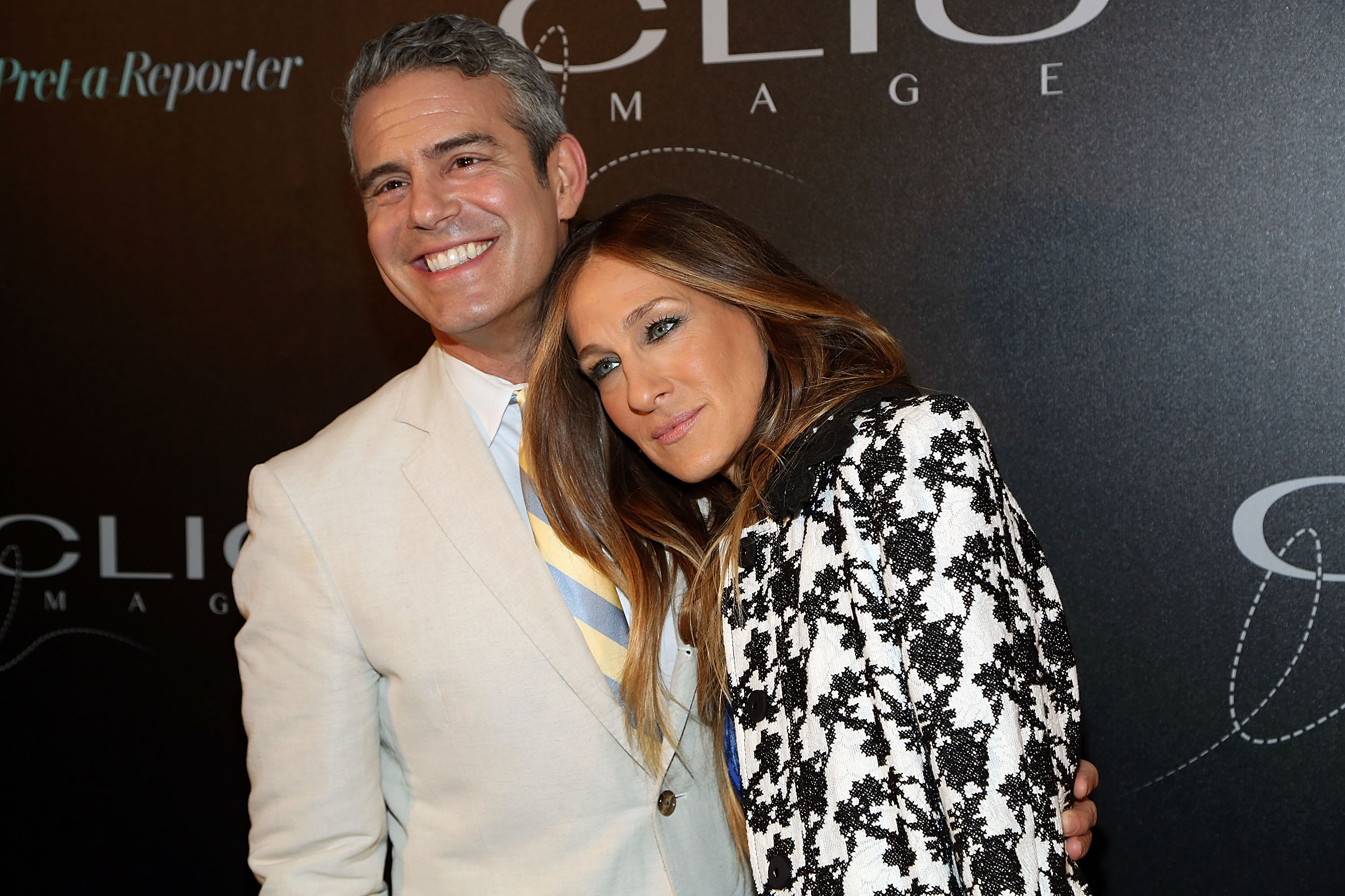 "Andy Cohen has no time for Kim Cattrall's ""Sex and the City"" feud with Sarah Jessica Parker"
