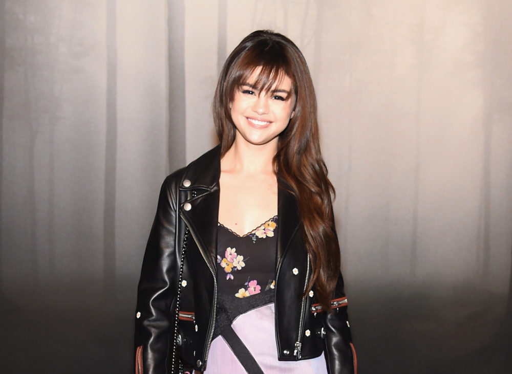 Selena Gomez's latest NYFW look will make you want to wear cowboy boots again
