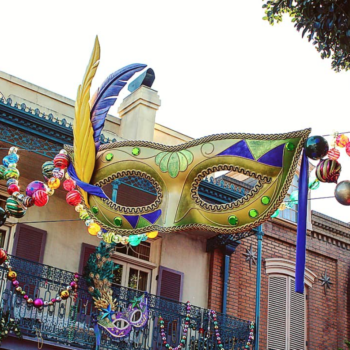 Why are beads thrown at Mardi Gras? The history is actually really interesting