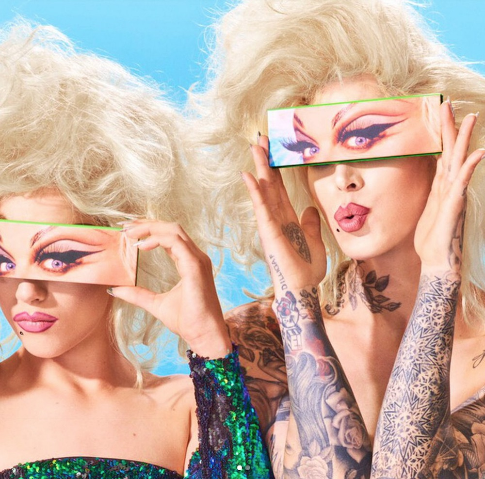 Kat Von D Beauty's ode to drag royalty Divine is finally here