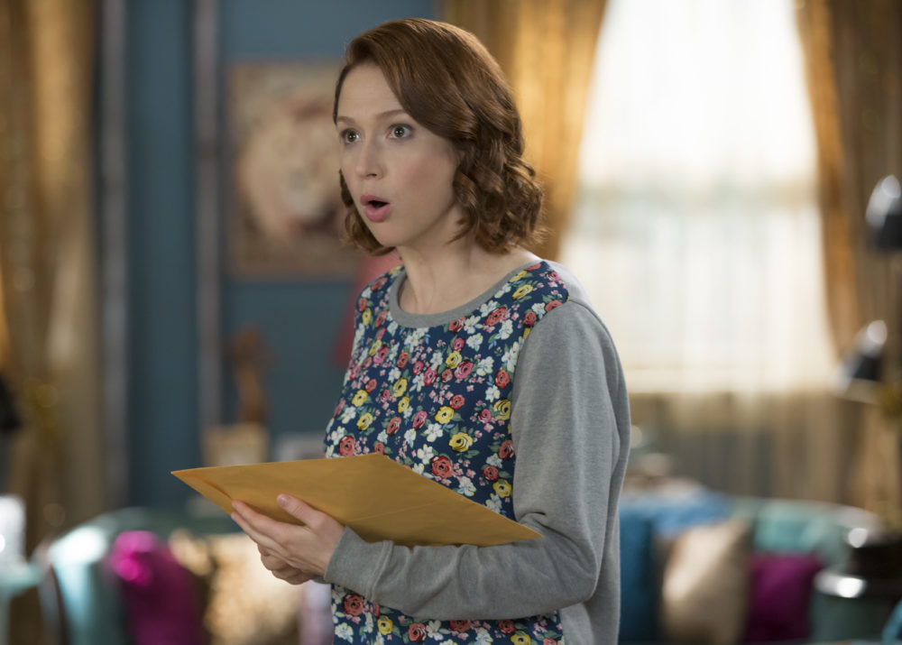 "Netflix is splitting ""Unbreakable Kimmy Schmidt"" Season 4 into *two parts* — but that doesn't mean more episodes"