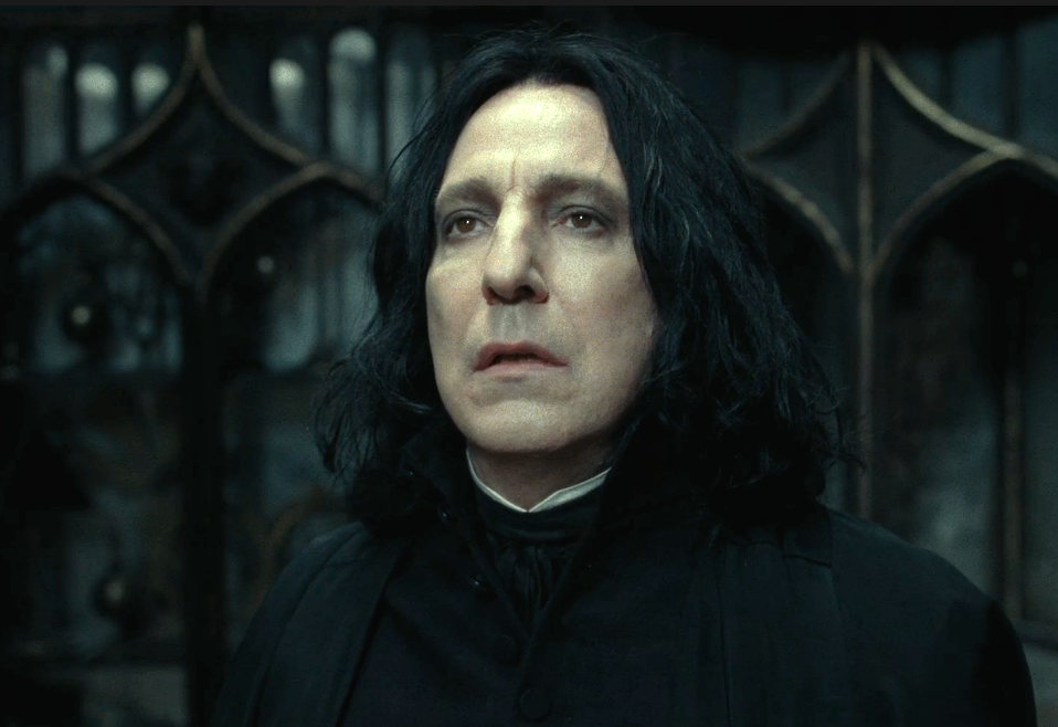 29 of Professor Snape's most memorable quotes