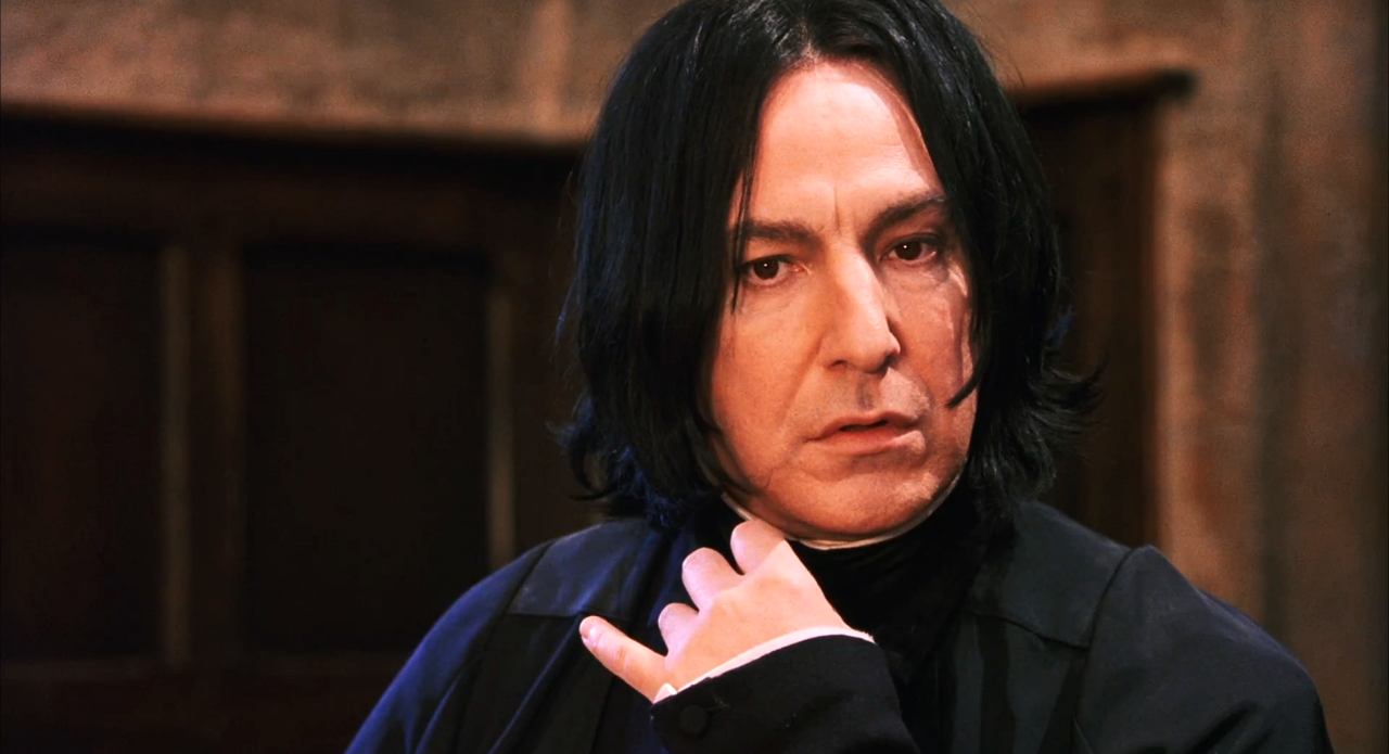 Harry Potter 29 Professor Snape Quotes To Remember Always