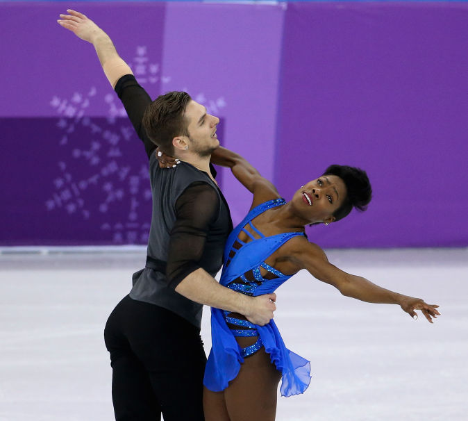 Why do figure skaters keep performing the same routines? It's not because they're not creative