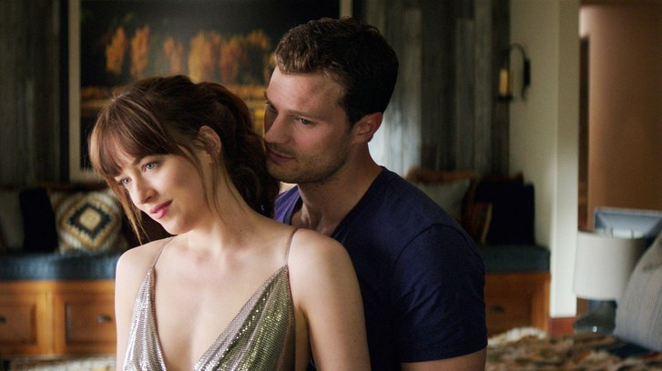 """A gynecologist has weighed in on the """"Fifty Shades Freed"""" ice cream sex scene"""