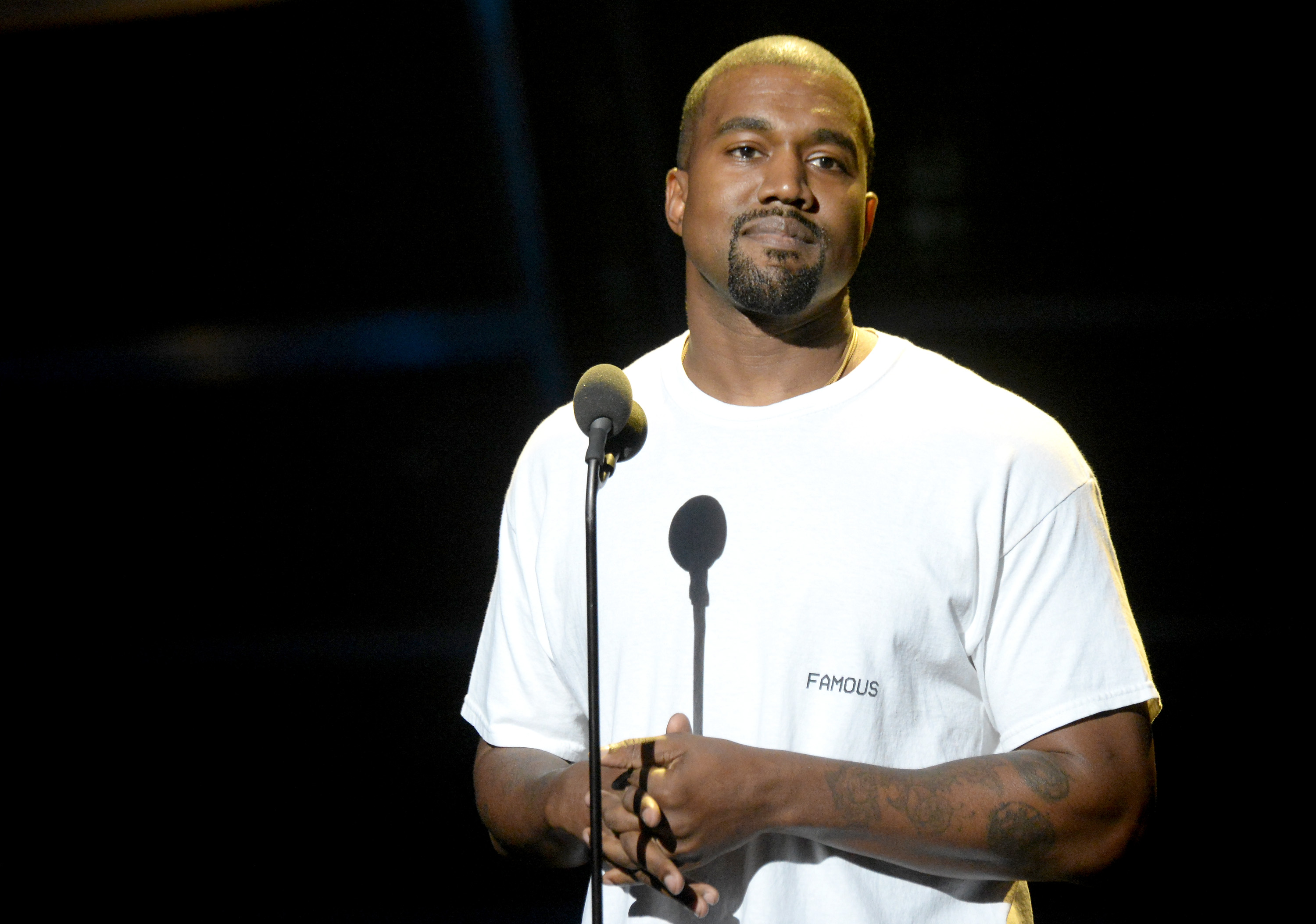 Kanye West's Instagram is back, and he keeps posting pics of abusive and failed celeb couples