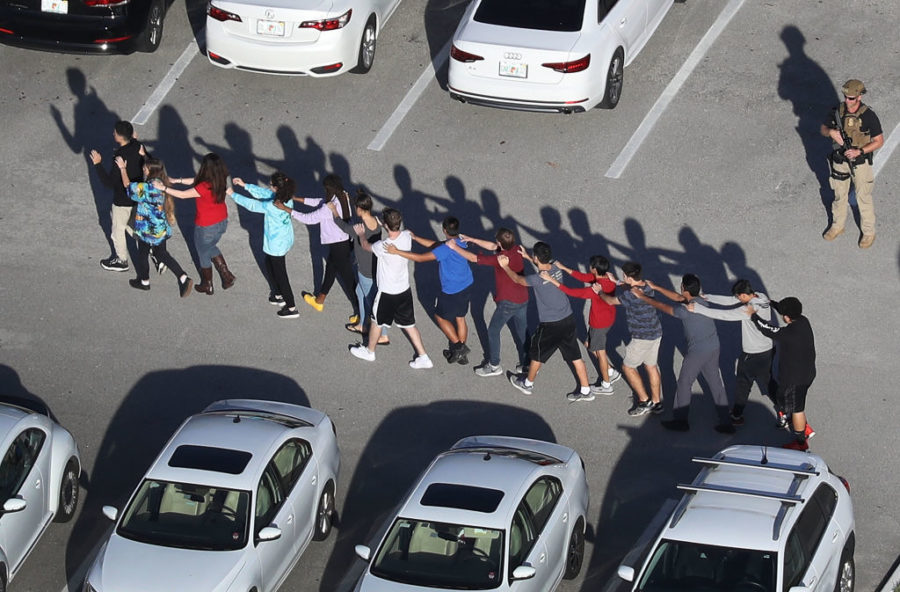 The Florida school shooting was the 18th school shooting of the year. It's only February