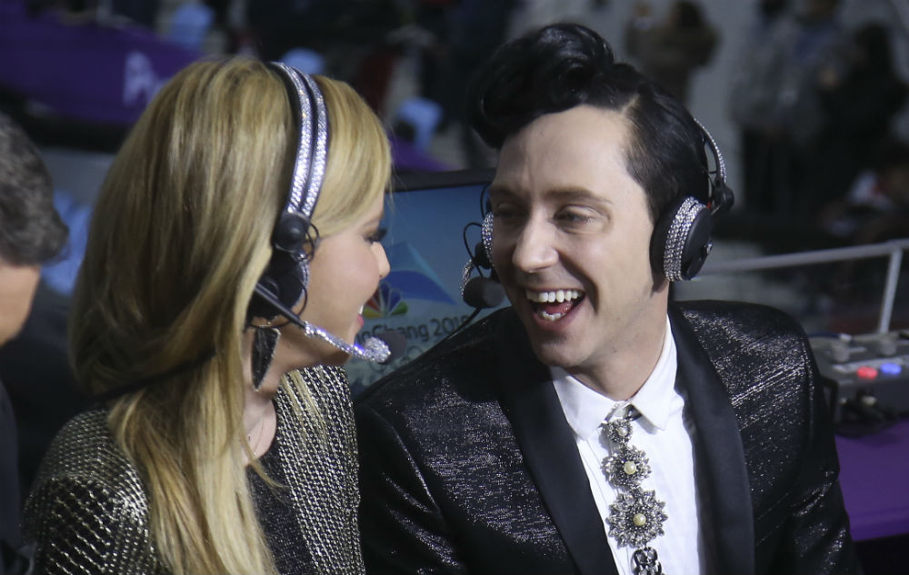 Johnny Weir's net worth has grown tremendously since his figure skating days