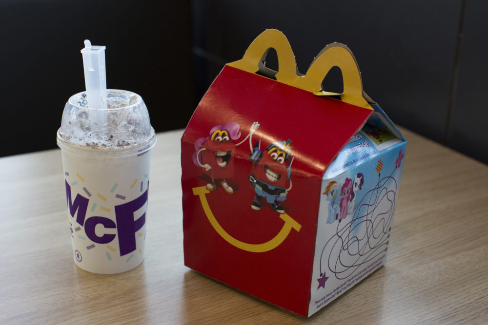 McDonald's is changing up the Happy Meal, and not everyone's gonna like this