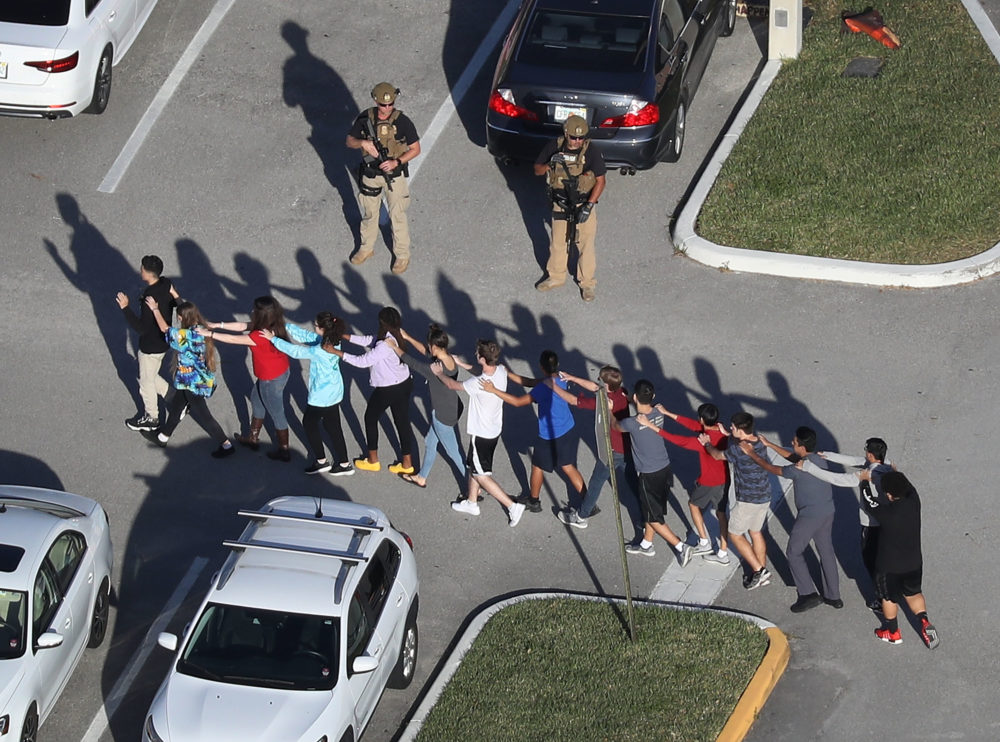 "Former classmates describe the Florida school shooter, saying he seemed ""unstable"""
