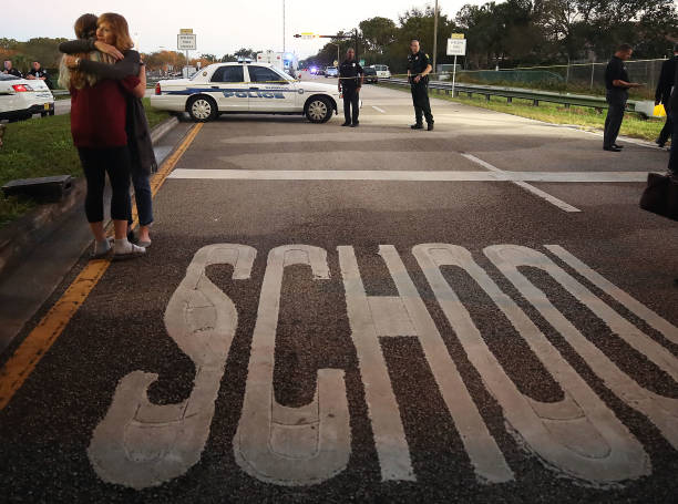 The Florida school shooter has been charged with 17 counts of murder