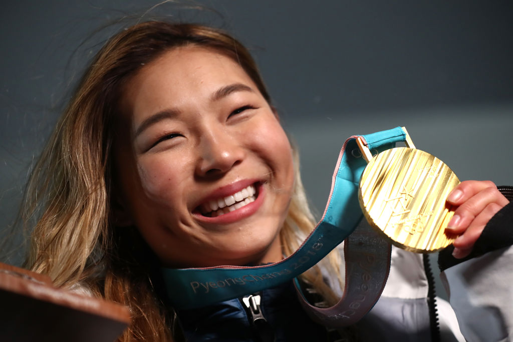 """A radio host has rightfully been fired for calling Chloe Kim a """"hot piece"""""""