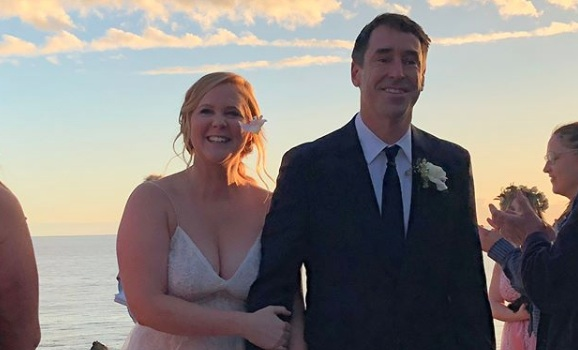 Who is Chris Fischer? Everything we know about Amy Schumer's new husband