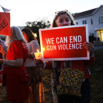 Twitter is calling out pro-NRA politicians who tweeted thoughts and prayers after the Florida shooting