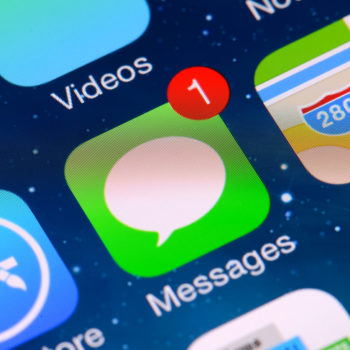 How to solve the iOS bug, just in case your iMessage crashes