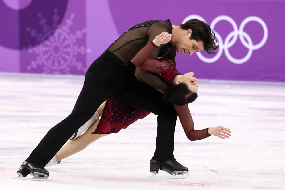 How do ice dancing and figure skating differ? Here's the answer to the question you ask every four years