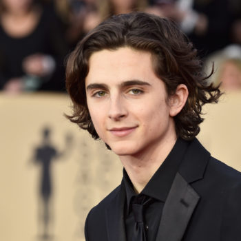 Who is Timothée Chalamet dating? We know you're all wondering