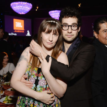 Jack Antonoff responded to Lena Dunham's essay about her hysterectomy in the most elegant way