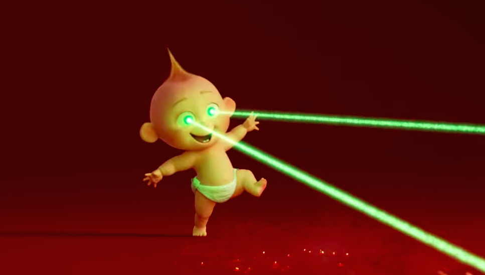 Image result for the incredibles 2 jack-jack