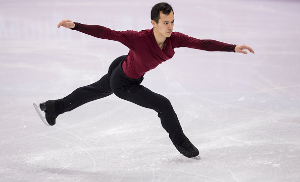 What is Patrick Chan's net worth? He's got some serious green to go with that gold