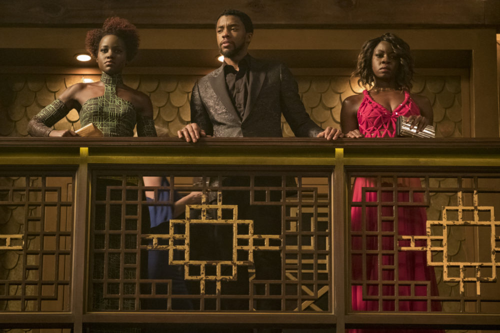 """Here's how to stream the """"Black Panther"""" soundtrack, because it's your new fave"""